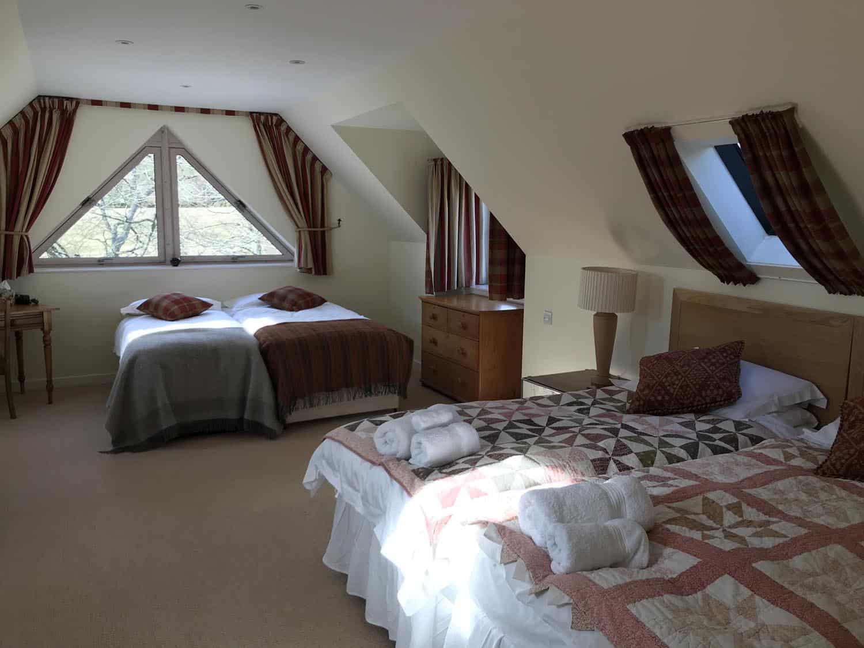 Second Floor Large Bedroom