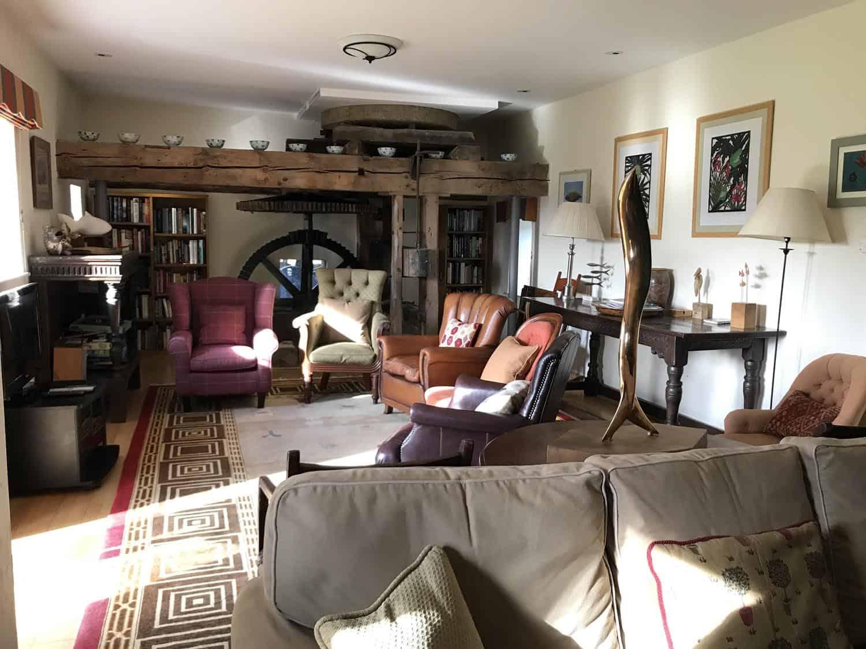 Rhynagarrie Living Room