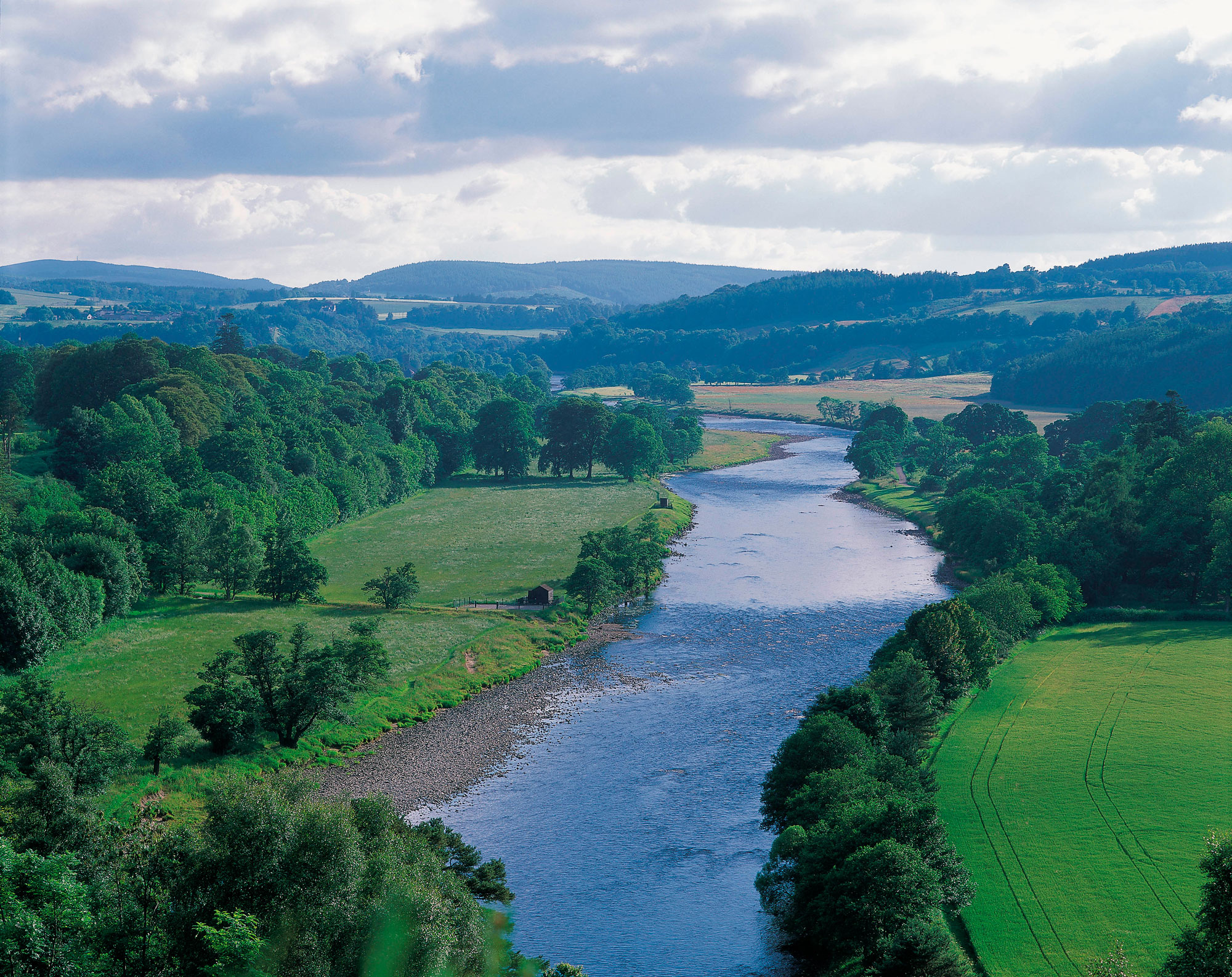 The River Spey at Craigellachie