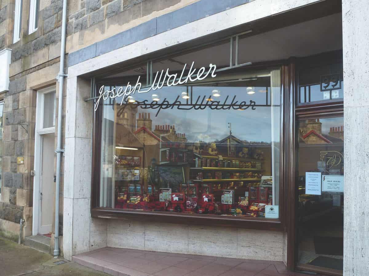Walkers Shop Aberlour
